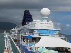 The Pride of America Cruise Ship