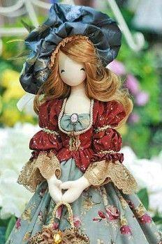 Boneca senhorita