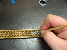 Custom belt in process by 33 Ranch & Saddlery Leather Tool Belt, Leather Tooling, Hand Tools, Leather Craft, Ranch, Carving, Custom Belts, Gallery, Handmade