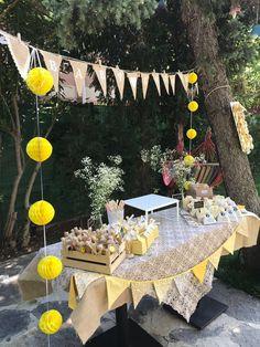 Unutulmaz bir baby shower partisi için 9 öneri