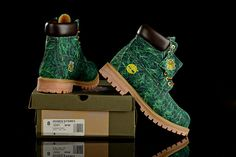 New Timberland Boots For Men 6 Inch Grass Print - Green Black Wheat ,New Timberland Boots 2017,timberland boots style,timberland Boots classics,timberland waterproof field boots, Nubuck Timberland Boots,cheap timberland boots mens,timberland boots green