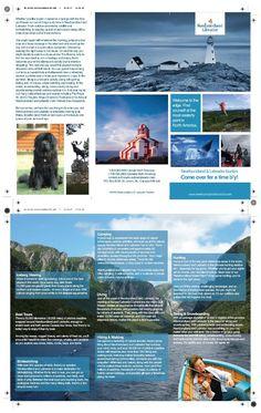 A brochure I designed for Pre-press class.