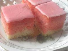 Jednoduché punčové rezy (fotorecept) - obrázok 6 Baked Goods, Cheesecake, Cooking Recipes, Punk, Cookies, Baking, Food, Crack Crackers, Cheesecakes
