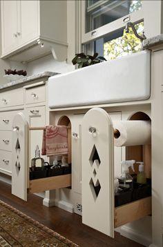 Kitchen Storage Ideas. Great Kitchen Storage Ideas. #Kitchen #Storage