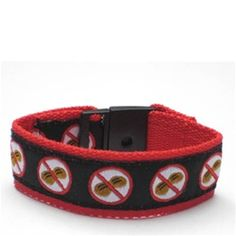 Peanut Allergy Alert Wristband