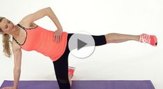Move of the Week: Kneeling Side Leg Circles #fitness #exercise http://www.weightlossexperts.com