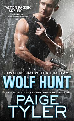 """Cat's Reviews: """"WOLF HUNT"""" (Paige Tyler) SPOTLIGHT TOUR with GIVE..."""
