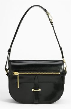 3.1 Phillip Lim 'Vendetta - Large' Leather Shoulder Bag available at #Nordstrom. Omg I wish I had this when I was still in college.