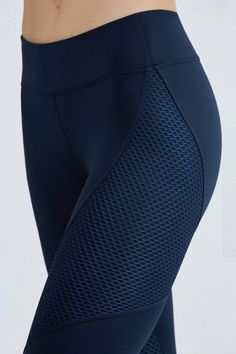 accb1c8a648cc Sector Legging Navy Leggings, Running Leggings, Gym Gear, Workout Gear,  Workouts,