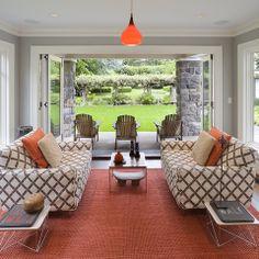 Sun Room - Contemporary - Family Room - Portland - Emerick Architects