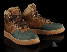Nike Air Force 1 Duckboot (444745 201) - Caliroots.com