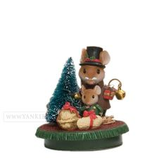 Yankee Candle Night Before Christmas Jar Topper