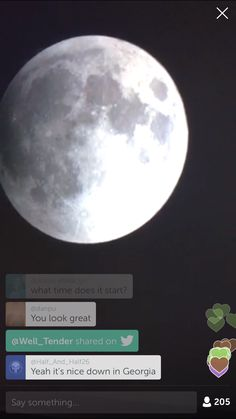 The world watched the Super Blood Moon eclipse on their phones. Thanks Periscope!