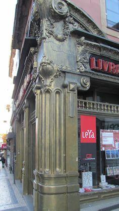 Livraria Leya, Sta. Catarina, Porto, Portugal