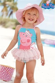 Buy Peppa Pig™ Tutu Swimsuit (3mths–6yrs) from the Next UK online shop