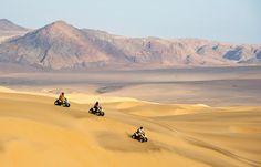 Swakopmund Adventure #Namibia #Quadbikes