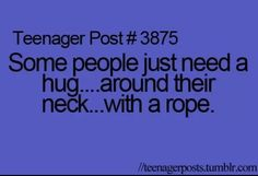 I can think of a few people. Post Quotes, Funny Quotes, Funny Memes, Hilarious, Teenager Post Tumblr, Teenager Posts, Funny Teen Posts, Relatable Posts, Sounds Good To Me