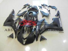 OEM Honda CBR600RR Motorcycle Fairings Honda Cbr 600, Matte Black, Oem, Racing, Motorcycle, Vehicles, Stickers, Running