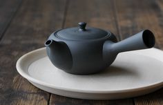 Hira-Kyusu teapot.