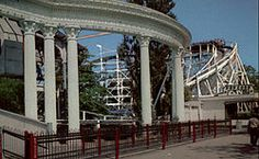 The Bobs at Riverview Park in Chicago, Illinois is considered by some roller coaster enthusiasts to have been the ultimate wooden roller coaster. It was built in 1924. Lived near here until 1959.