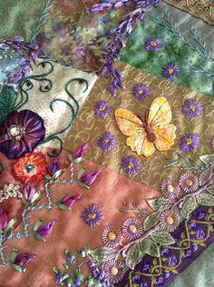 Crazy quilt love ...Serenity.