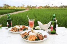 NOOK Bali | Views of paddy fields