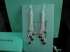 Wow,2015 new fresh Tiffany earrings 002 only $16.9 free fast shipping #Tiffany #earring #cheap #fashion #silver