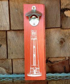 NC State Belltower Bottle Opener. $26.00, via Etsy.