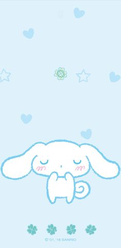 Iphone Wallpaper Kawaii, Sanrio Wallpaper, Computer Wallpaper, Lock Screen Wallpaper, Wallpaper S, Wallpaper Backgrounds, Cute Backgrounds, Sanrio Characters, Blue Wallpapers