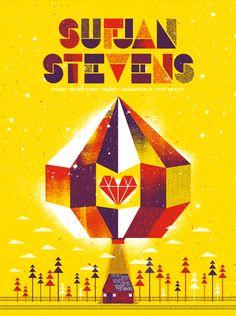 The Silent Giants :: Sufjan Stevens