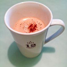 Butter coffee - supposedly better and tastier than cream.