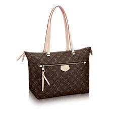 Iéna MM Monogram Canvas - Handbags   LOUIS VUITTON Louis Vuitton Mm, Louis  Vuitton Handbags 90be69ea74