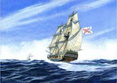 Carlos Parrilla Penagos - Pintura naval