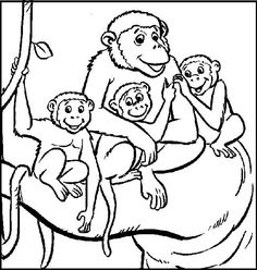 scary monkey coloring pages | Image detail for -Tarantula Coloring Page | !My coloring ...