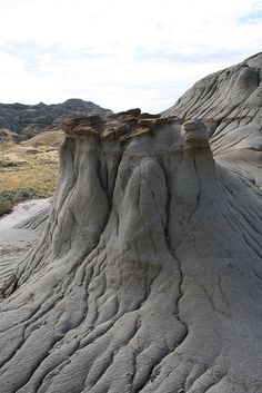 The Hoodoos and Dinosaur Provincial Park, Canada - pin curated by @Poppytalk for @explorecanada