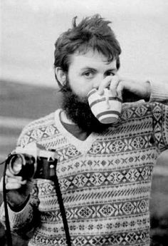 Paul McCartney & Pentax