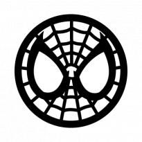 Spiderman Symbol vector logo Logo. Get this logo in Vector format from http://logovectors.net/spiderman-symbol-vector-logo/