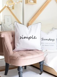Quote cushion cover pillowcase,quote pillow,word cushion,word pillow,letters cushion,typography cushion,embroidered pillow,monochrome pillow Typography Cushions, Quote Pillow, Letter Cushion, Bed Back, Embroidered Cushions, All Covers, Monochrome, Bed Pillows, Accent Chairs