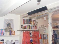 Panel grzewczy model Radium Black - ogrzewanie mieszkania