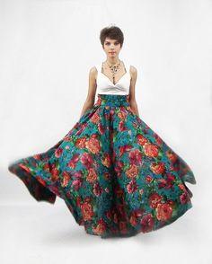 purpngreen.com long floral skirts (02) #skirts