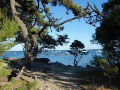 """* Île de Noirmoutier (France) - plage du """"bois de la chaise""""..."""