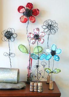 Искусство как обычно: Результаты поиска Wire цветов