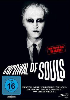 Carnival of Souls (in Farbe) [Edizione: Germania]: Amazon.it: Candace Hilligoss, Sidney Berger, Frances Feist, Herk Harvey: Film e TV