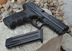 Heckler & Koch P30 | Best Handguns You Will Ever Need | https://guncarrier.com/best-handguns/