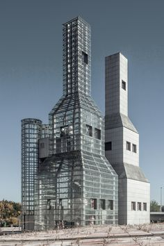 Peter o 39 toole and stockholm on pinterest for Architecture deconstructiviste