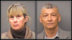 These twisted inbreds starved their 7 kids and killed their 14-year-old, both being charged with 1st degree murder...