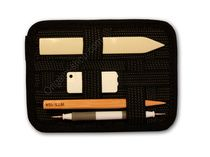 """Small Case for your Origami Tools 13x18 cm (5""""x7"""") with 4 accessories   @giftryapp"""