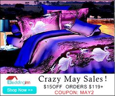 Buy Duvet Cover Printing Bedding Set Bed Sheet Pillowcase Comforters Duvet Cover Quilt Bed Linen Sheet Bedspread (Size:King,Color:Multicolor) at Wish - Shopping Made Fun Peacock Bedding, Purple Bedding Sets, Cheap Bedding Sets, Queen Bedding Sets, Duvet Cover Sets, Comforter Sets, Affordable Bedding, Purple Bedspread, Duvet Bedding