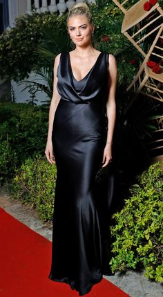 Best Dressed Stars on Cannes Red Carpet 2017 - Kate Upton