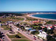 Vista aérea de La Paloma